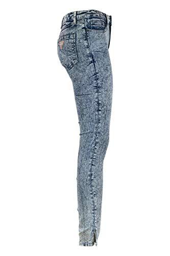 Jeans Guess Effetto Sybe W44a23d1oe0 Macchiato Art OdqndF