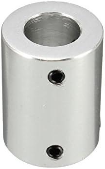 FEVERWORK 12mm Coupling Rigid Shaft Coupling Coupler with Tighten Screw