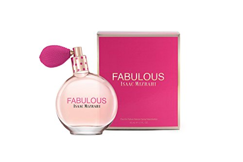 Isaac Mizrahi Fabulous Fragrance Eau De Parfum for Women, 1.7 Ounce