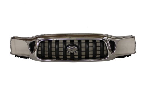 Genuine Toyota Parts 53100 04240 Grille Assembly