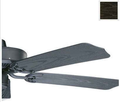 Porch 52 Outdoor Ceiling Fan Blade Set Finish: Weathered Bronze ABS Concord Fans CNCD333