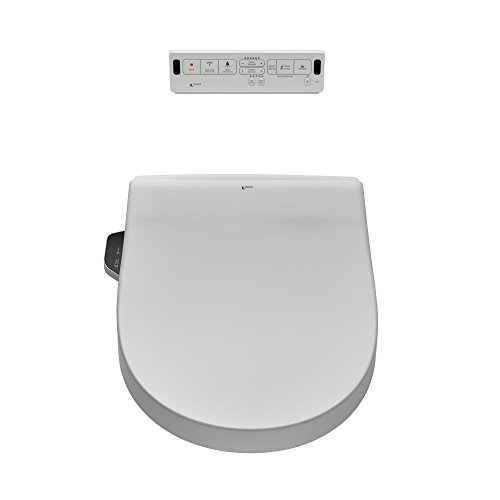 INAX 8012A70GRC-415 Heated Shower Toilet Bidet Seat with Remote Control + Dual Nozzle, White by INAX (Image #11)