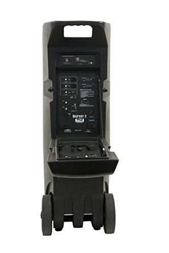 - a Anchor Audio Bigfoot with Built-in Bluetooth, AIR Wireless Transmitter & Two Dual Wireless mic receivers, BIG2-XU4