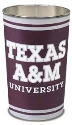 Wincraft Texas A&M Aggies Wastebasket,15