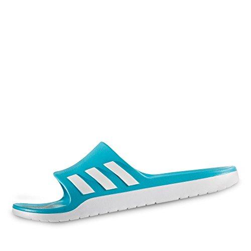adidas Aqualette Cf, Chancletas Unisex Adulto Azul (Azuene/ftwbla/azuene)