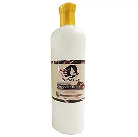 Amazon.com : Cirugia capilar keratina brasilera Perfect liss chocolate tratamiento capilar de alizado progresivo cero frizz (Kit 500ml) : Beauty