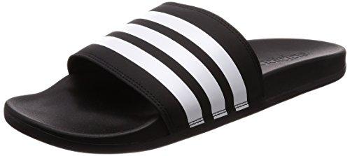 adidas Herren Cloudfoam Plus Stripes Adilette Dusch- & Badeschuhe