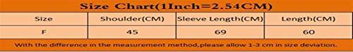 A Maniche Autunno Maglia Eleganti di Giubbino Lunghe Relaxed Monocromo Cinghietti Cardigan marca Leggero Outwear Size Donna Size A Giacca Aperto Fashion One Color Casual Forcella Mode Rose tAzC1