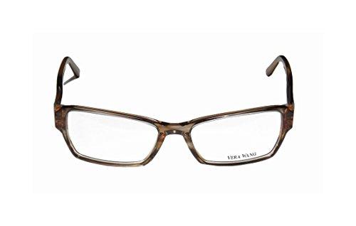 VERA WANG Eyeglasses V311 Nude Horn