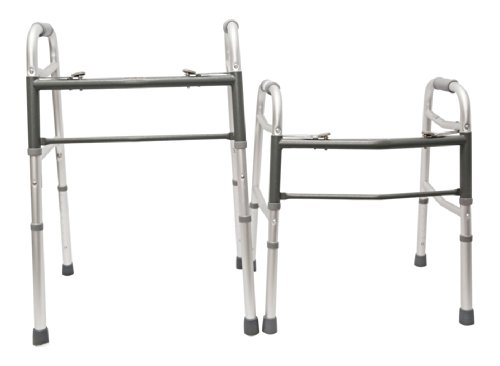Danny's World® Two-Button Folding and Height-Adjustable Walker (Child Walker) by Danny's World (Image #2)