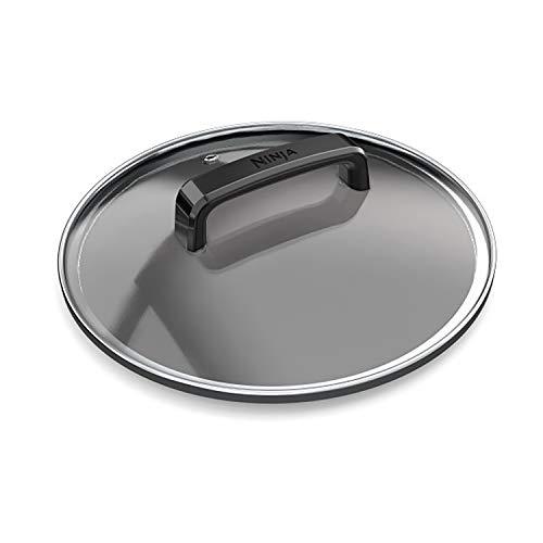 Ninja AOP200 Foodi Lid, OP100, OP300, OP400, FD400, Glass. / Black