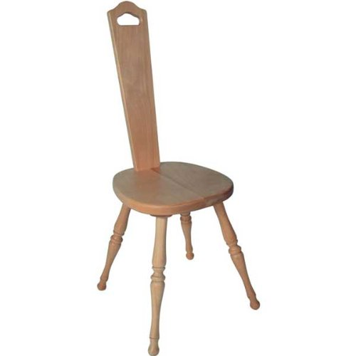 Spinning Chair Unfinished By -