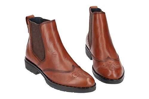 Donna 8656 W2u Pikolinos Marrone Stivali Cuero Classici qOXv8vx