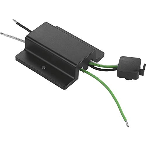 Feed Power Accessory Track - Progress Lighting P9051-31 LED Track Floating Power Canopy