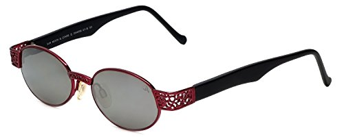 c33d7b0ae54 Alpina Sun Moon Red Designer Sunglasses in Red   Black for sale Delivered  anywhere in USA