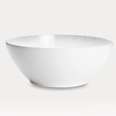Noritake Alana Platinum Large Round Bowl, 70-ounce
