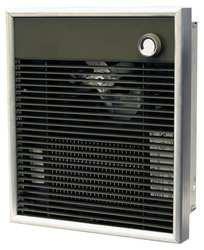 Dayton 2HAC9 Electric Htr, comm, 277/240V, 1500/1100W