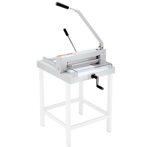 MBM Triumph 4305 Manual Stack Paper Cutter from ABC Office by Triumph