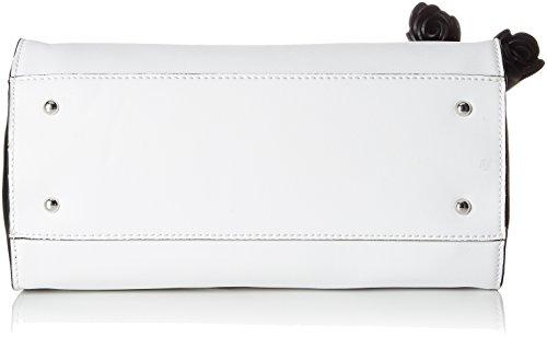 Mano Borsa Multicolore White Donna A Multi Guess WB685605 f5qZwt5