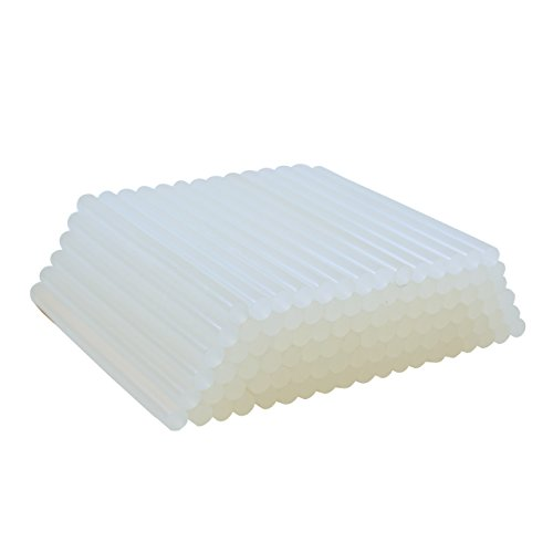 100 Hot N Cool Melt Glue Sticks mini (5/16'') X 4'' by Gluesticksdirect