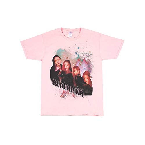 YG Select Official Merchandise Blackpink Kill This Love T-Shirts_TYPE2 (M-XL) (Pink, M)