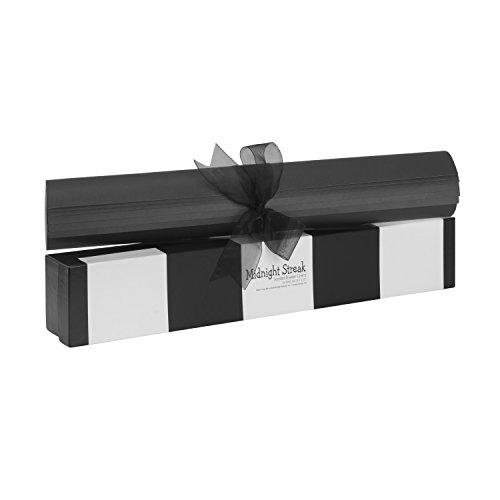 Scentennials MIDNIGHT STREAK (6 SHEETS) Scented Fragrant Shelf & Drawer Liners 16.5'' x 22'' - Great for Dresser, Kitchen, Bathroom, Vanity & Linen Closet by Scentennials Scented Drawer Liners