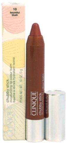 Clinique - Chubby Stick Moisturizing Lip Colour Balm - # 10 Bountiful Blush (0.1 Oz.) *** Product Description: Chubby Stick Moisturizing Lip Colour Balm - # 10 Bountiful Blush By Clinique For Women - 0.1 Oz. Lipsticka Super-Nourishing Tinted Lip ***