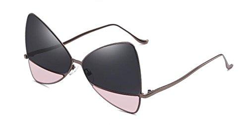 Cendres du retro polarisées métallique cercle soleil vintage style inspirées Sur lunettes en Toutes rond de Lennon Poudre les YH4xRwwT