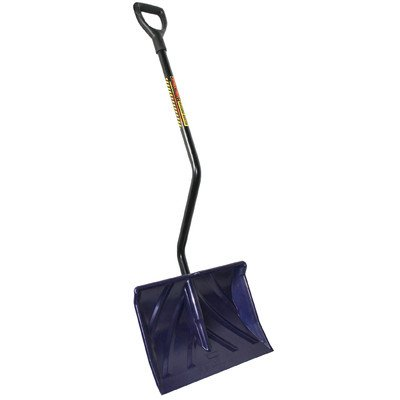Seymour-Structron STR-PSE20096827 18'' Snow Shovel With D Handle by Seymour