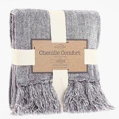 Berkshire Blanket Chenille Comfort Throw in - Berkshire Outlet