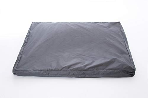 Morezi DIY Do It Yourself Pet Pillow Cover: Water Resistant Dog Bed Liner, Washable, Waterproof Liner Internal Case in Medium or Large for Dog and Cat - Cover only - L ()