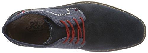 RiekerB1742 - botas Hombre Azul - Blau (pazifik/denim/navy / 14)