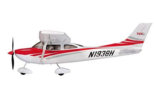 YR Toys RC Plane Brushless LiPo 4CH Cessna 182 RTF Electric