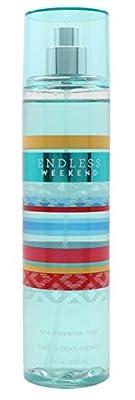Bath & Body Endless Weekend Body Fine Fragrance Mist (Full-Size) - 8 FL OZ