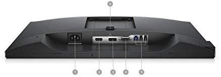 """DELL P2018H 20"""" LED-BACKLIT LCD MONITOR, BLACK"""