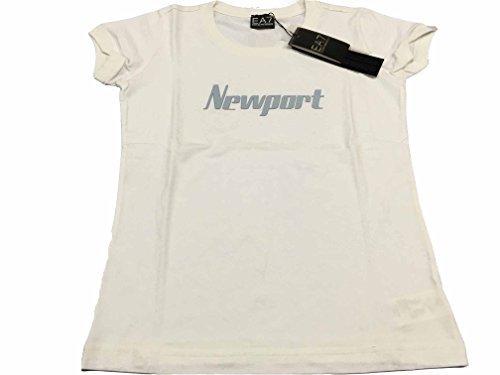 3a2c314dc723 EA7 EMPORIO ARMANI t - shirt woman short sleeves  Amazon.co.uk  Clothing
