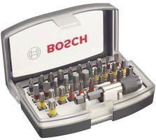 Oferta amazon: Bosch Professional Set de 32 unidades para atornillar (accesorios para taladro atornillador)           [Clase de eficiencia energética A]