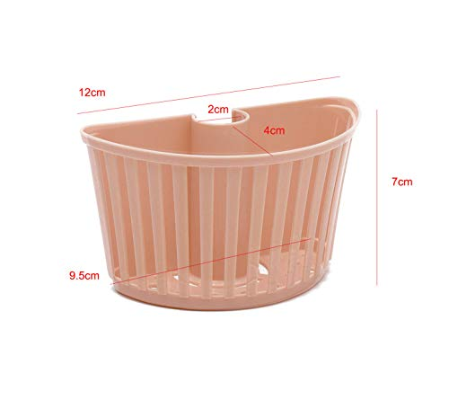 Pipes To The Card Slot Sponge Admit Stand Debris From Drain Water Rack Kitchen Supplies Water Tanks Plastic Hanging Basket by huici (Image #1)