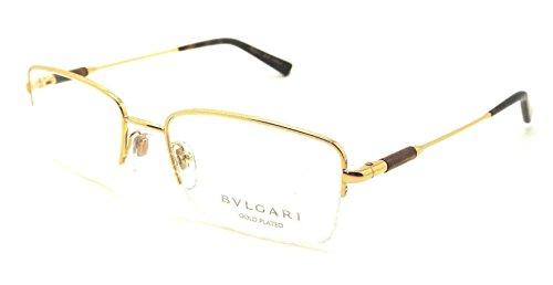 BVLGARI BV1057K 393 GOLD PLATED - Bvlgari Men Eyeglasses