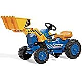 little loader pedal tractor with scoop loader
