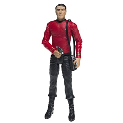 "6 1/2"" Original Series Wave 2 Star Trek Lt. Commander Montgomery Scott with Starfleet Gear Action Figure: Toys & Games"