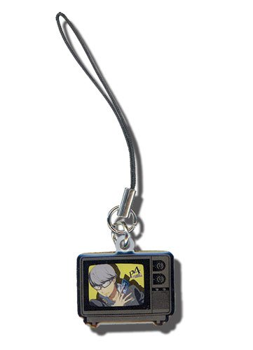 Persona 5 Yu Metal Cell Phone Charm Cool Anime Stuff