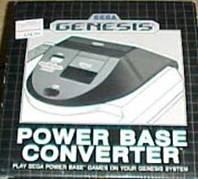 Sega Genesis Power Base Converter ()