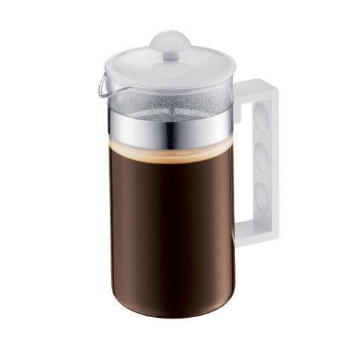 Bodum Bistro Neo 34-Ounce Coffee Press, White