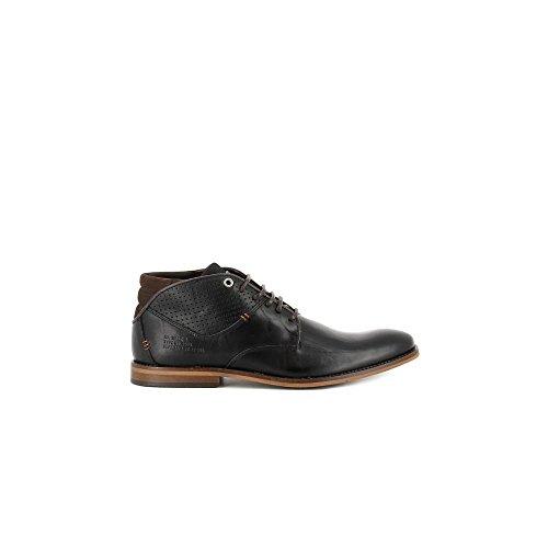 Bullboxer 615-K5-5951A Zapatos de cordones Hombre marron, EU 42