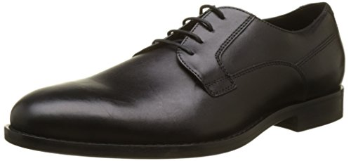 Derbys Men de Hampstead C9999 Black U Geox Negro 'a qx6XfFpwt