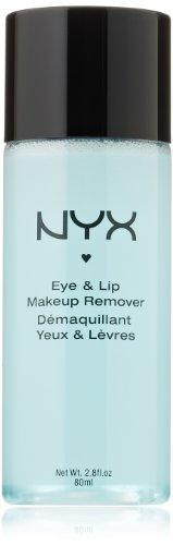 NYX Yeux et Lèvres Démaquillant, clair / bleu, 2,8 once