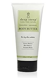 Deep Steep Rich Body Butter, Honeydew Spearmint, 6 Ounces