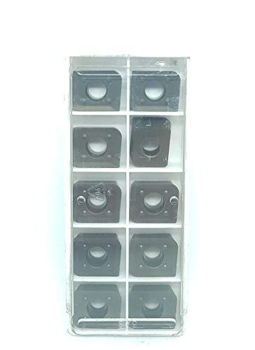 Seco ACET 150630TR-M14 Hartmetalleinsätze T350M Frässpitzen, 10 Stück
