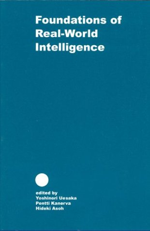 Foundations of Real World Intelligence (Lecture Notes) for sale  Delivered anywhere in USA